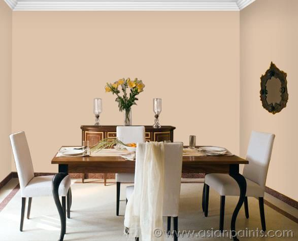 Calamine Dining Room Wall Paint Designs Asian Paints Inspiration Wall