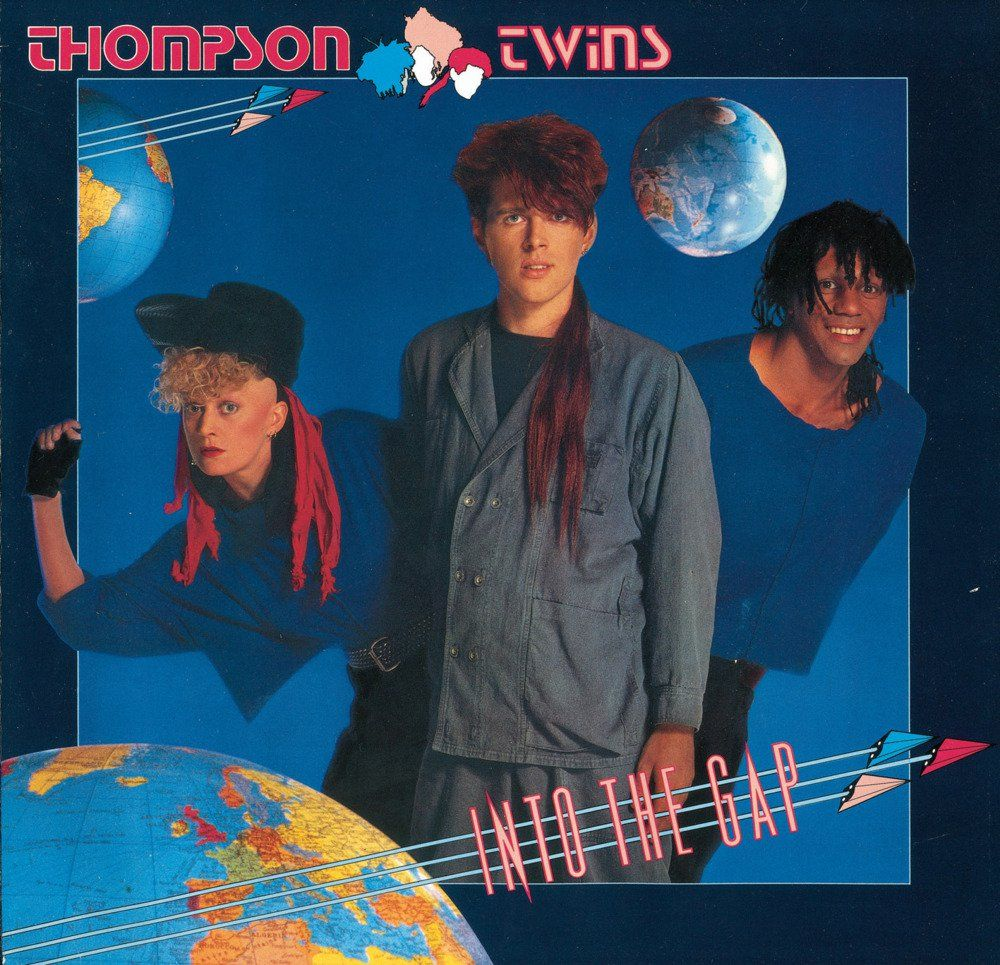 I Have A Picture Pinned To My Wall Hold Me Now Thompson Twins