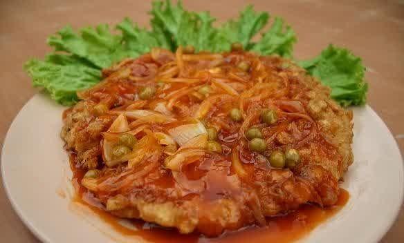 Resep Fuyunghai Telur Ayam Enak Dan Cara Membuat Fu Yung Hai Sederhana Serta Resep Fuyunghai Chinese Food Lengkap Denga Masakan Indonesia Masakan Resep Masakan