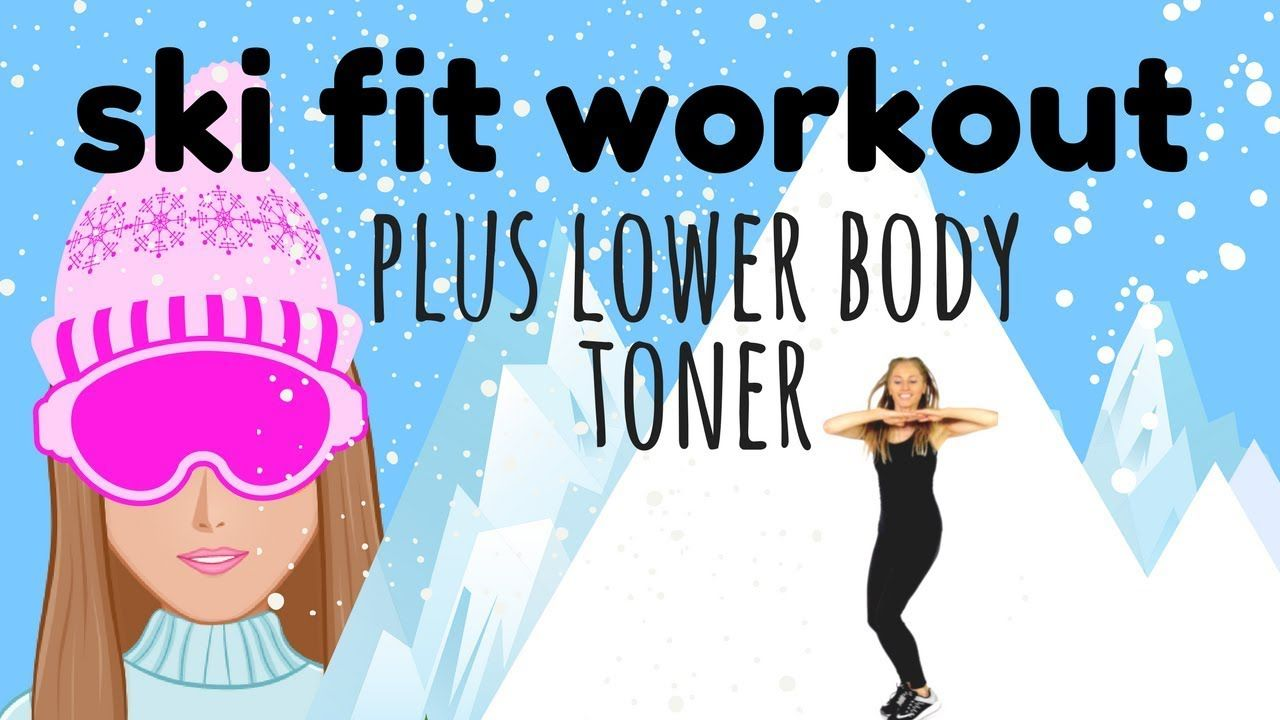 Ski Conditioning Workout - Exercises For Lower Body & Cardio - Get Ski ...