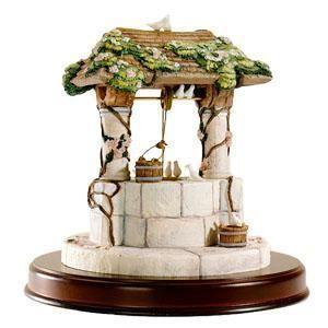 #wishingwell #disney #figurine