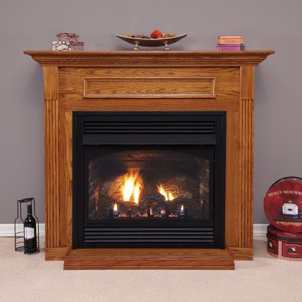 Empire Premium Vail Ventless Lp Fireplace Thermostat 32