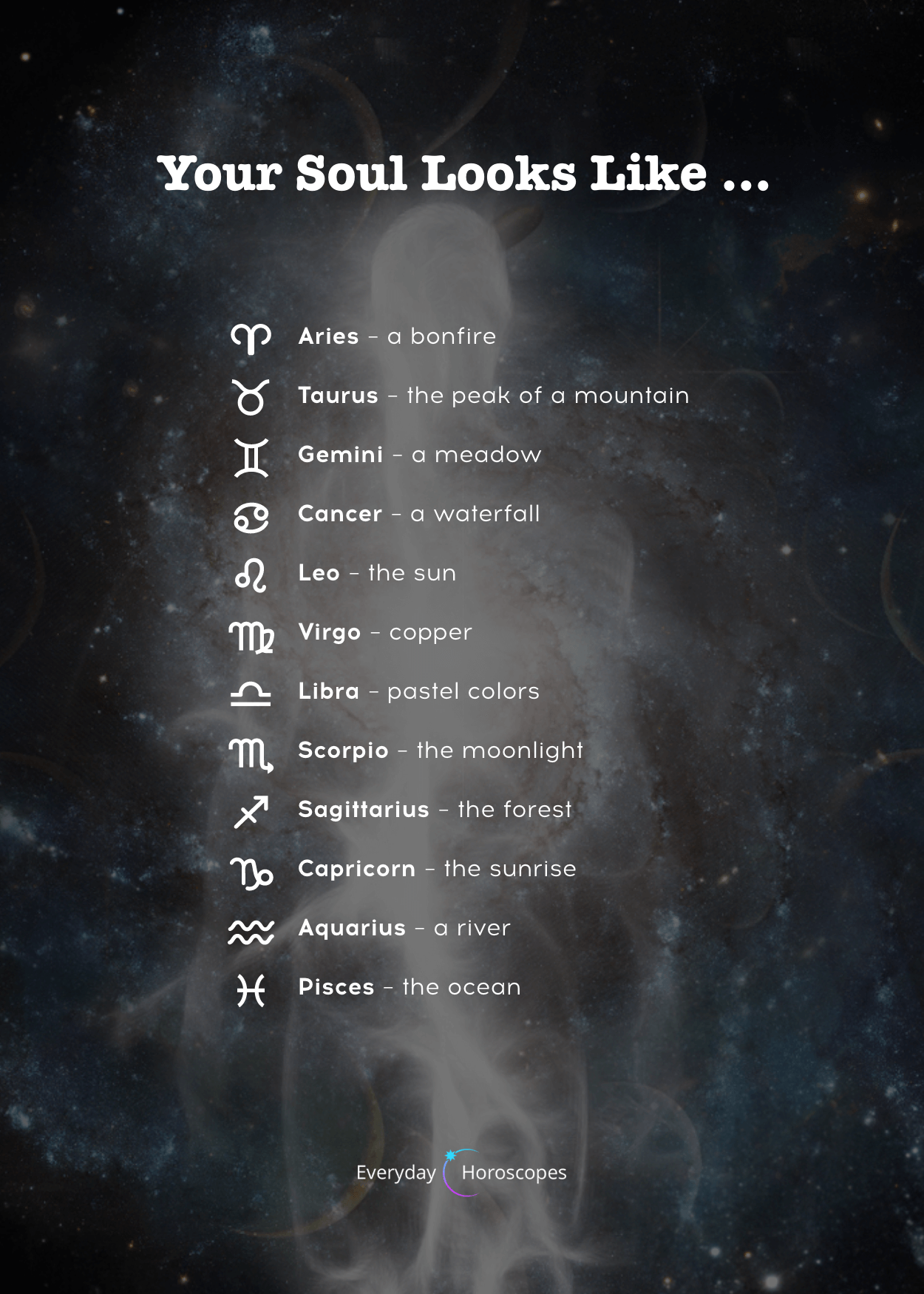 a little more than just horoscope insights #zodiacsigns Here is what your soul l… – Horoscope signs