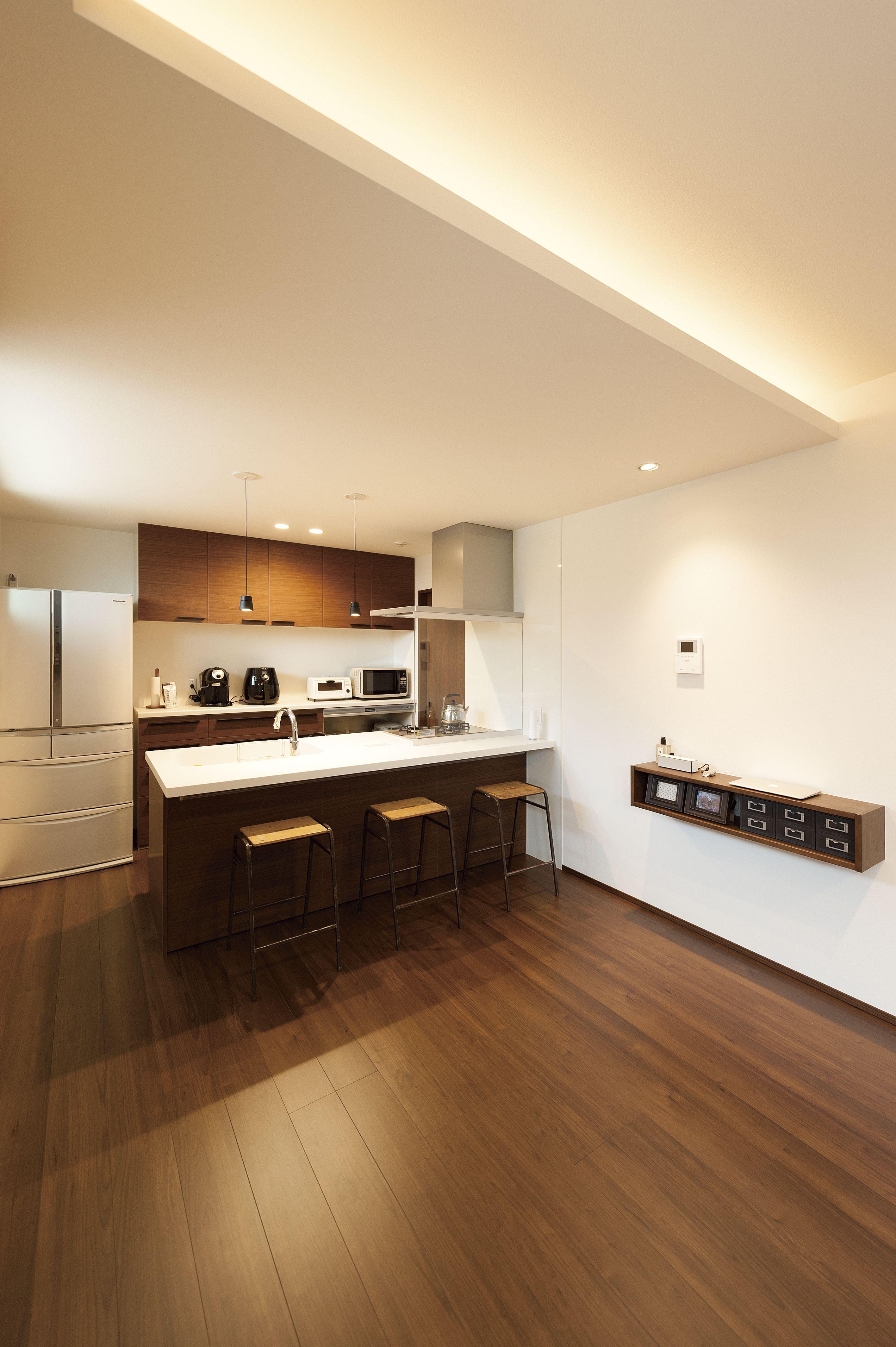 家事ラク動線でスッキリ快適に暮らす家 京都で注文住宅を建てるデザオ