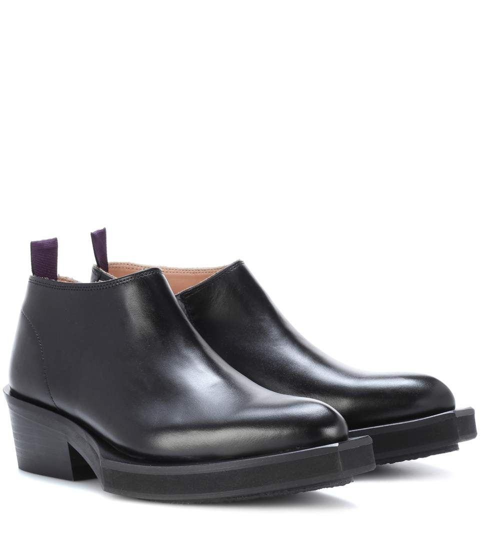 Eytys Romeo leather ankle boots clearance many kinds of cheap sale nicekicks 2cKXN