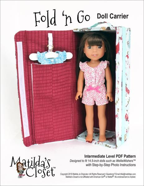 Pin By Pixie Faire On Matildas Closet 18 Inch Doll