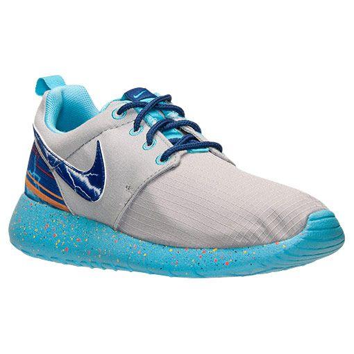 Ligne Darrivée Nike Roshe Un Des Garçons Dimpression