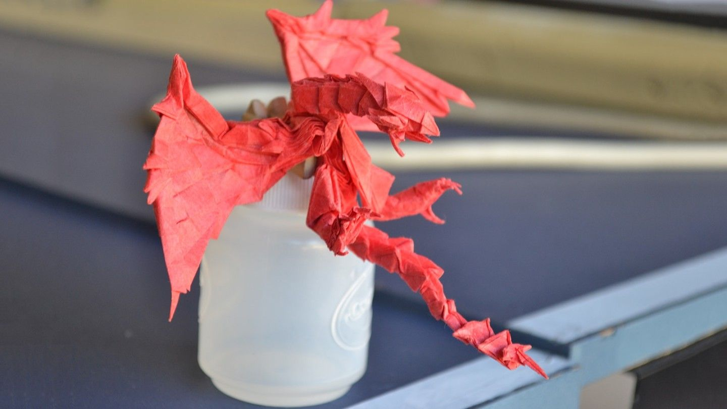 Monster Hunter Origami Cool Pinterest Paper And Dragon Diagram