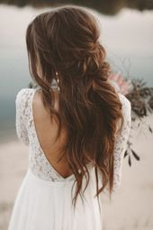 Brudkläder #bohoweddinghair