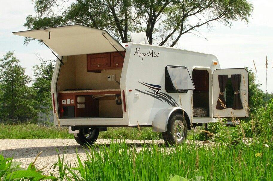 Mega Mini Teardrop Camper Trailer Teardrop Camper Trailer