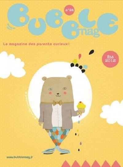 Bubblemag #24 : Ete 2012