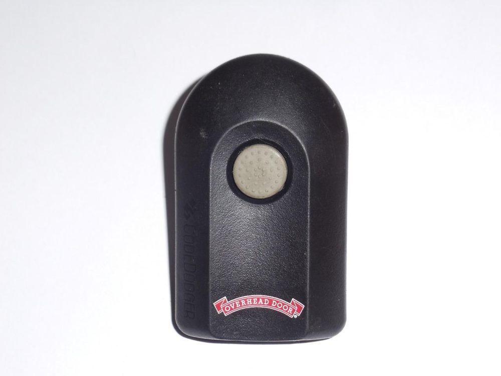 Overhead Door Remote Control Garage Opener Acscto Type 1