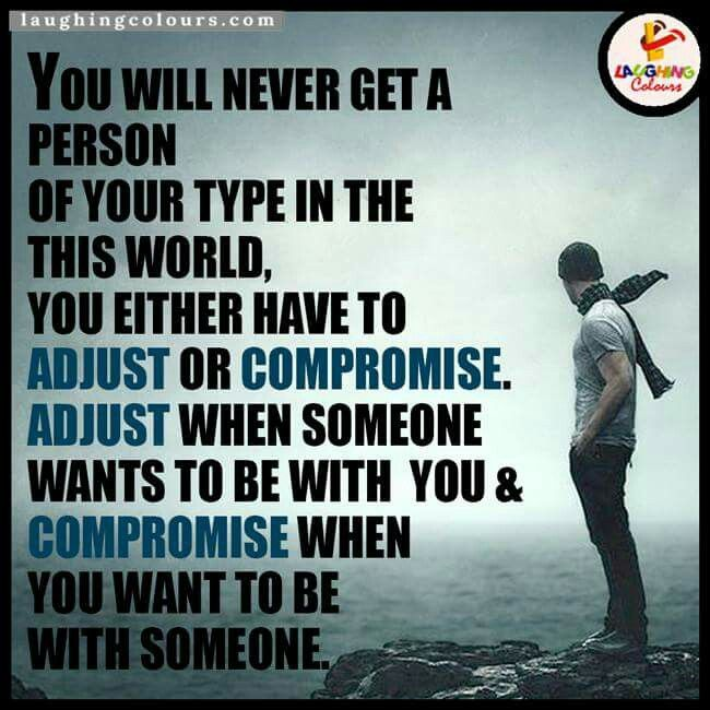 Compromise & Adjust #quotes | Wise words quotes