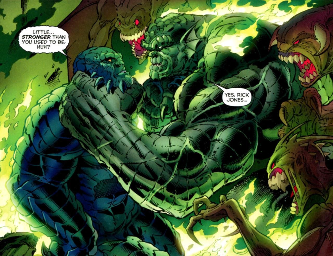 A Bomb Vs Abomination Abomination scr...