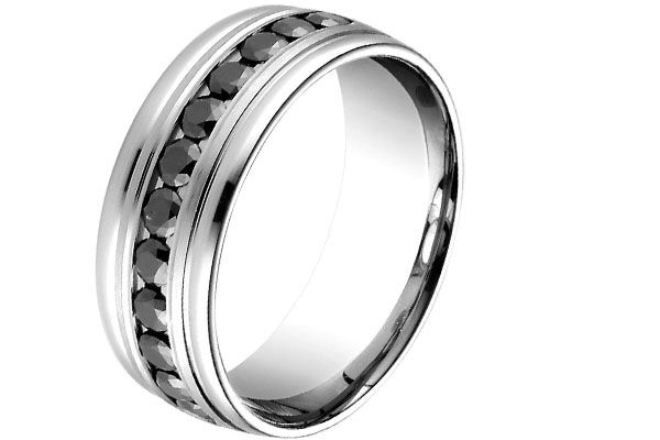 Black Wedding Rings Meaning The Symbol Of A Strong Relationship