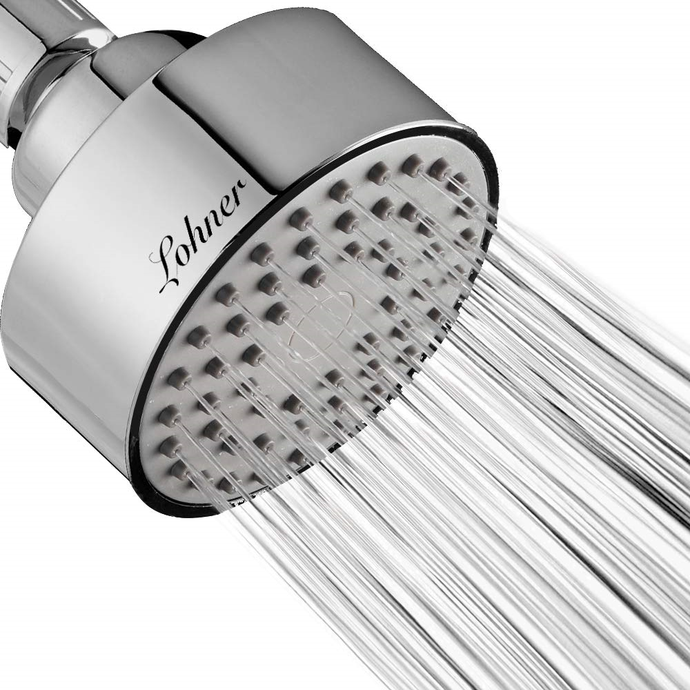 High Pressure Shower Head With 3 Filter Ionic Filtration Trend