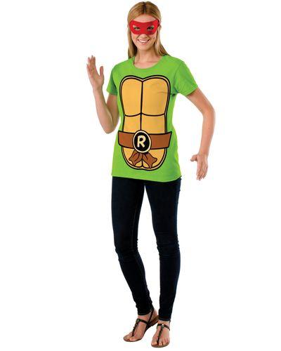 Raphael Eye Mask TMNT Teenage Mutant Ninja Turtles Halloween Costume Accessory
