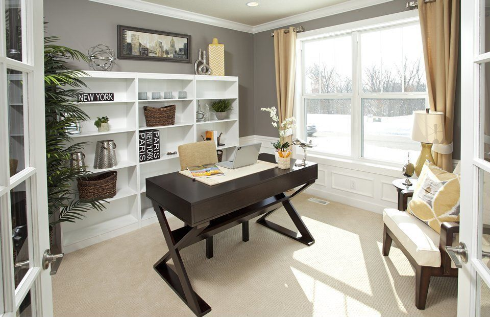 Traditional Home Office - Find more amazing designs on Zillow Digs