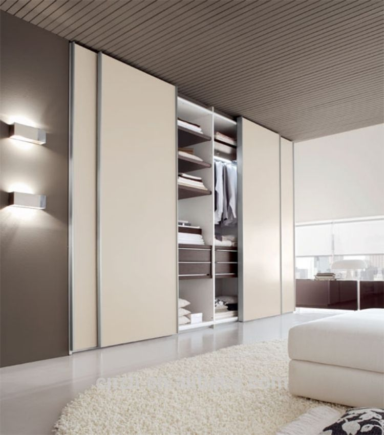 Wall Mounted Diy Bedroom Assemble Wardrobe Almirah Closet Furniture