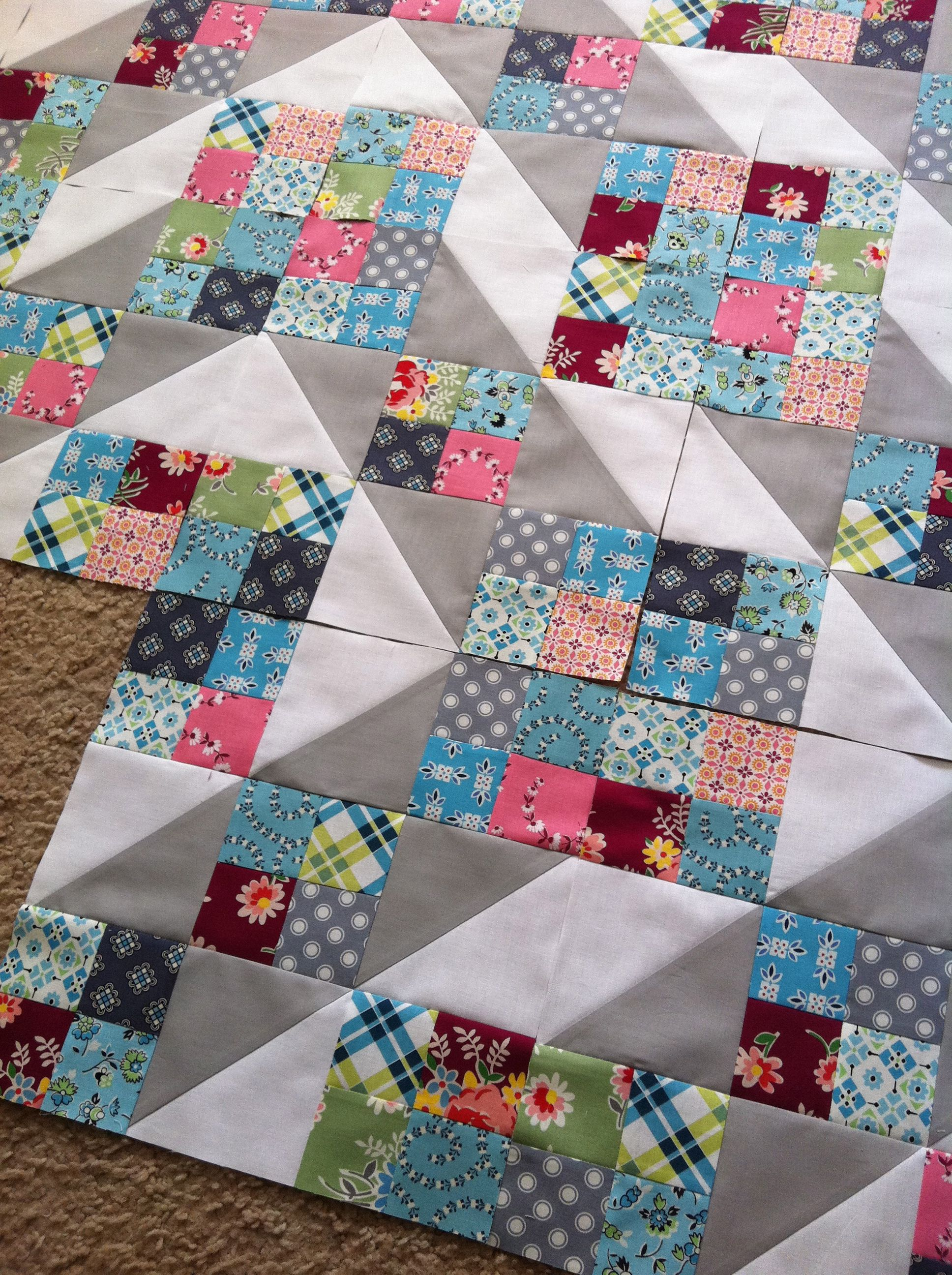 Unexpected Starts | Pinterest | Jelly roll quilt patterns, Jelly ...