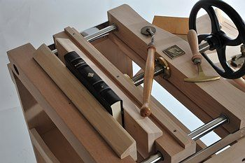 BOOKBINDING PRESSES 6 IN 1 GREECE - OMNIA LIBRIS