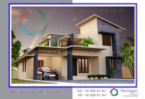 4 Bedroom House Plans 4 Bedroom House Plans In Kerala 4 Bedroom 2 Story House Plans Kerala Style 4 Bhk H Kerala House Design Low Cost House Plans House Plans