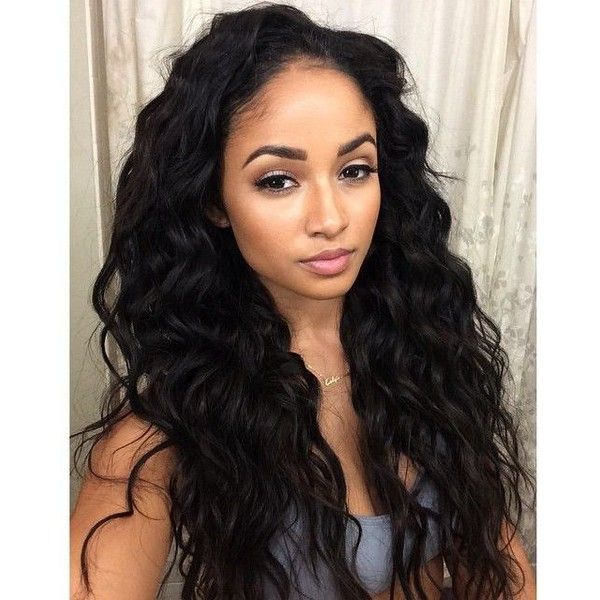 Black Weave Hairstyles New Black Weave Hairstyles ❤ Liked On Polyvore Featuring Hair And
