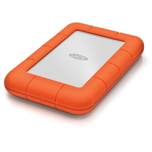 Lacie 1tb Rugged Mini Usb 3 0 External Hard Drive