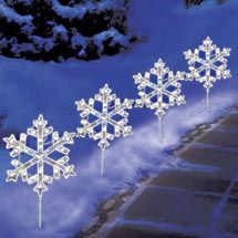 Snowflake lights outdoor photo 10 holidays pinterest snowflake lights outdoor photo 10 aloadofball Gallery