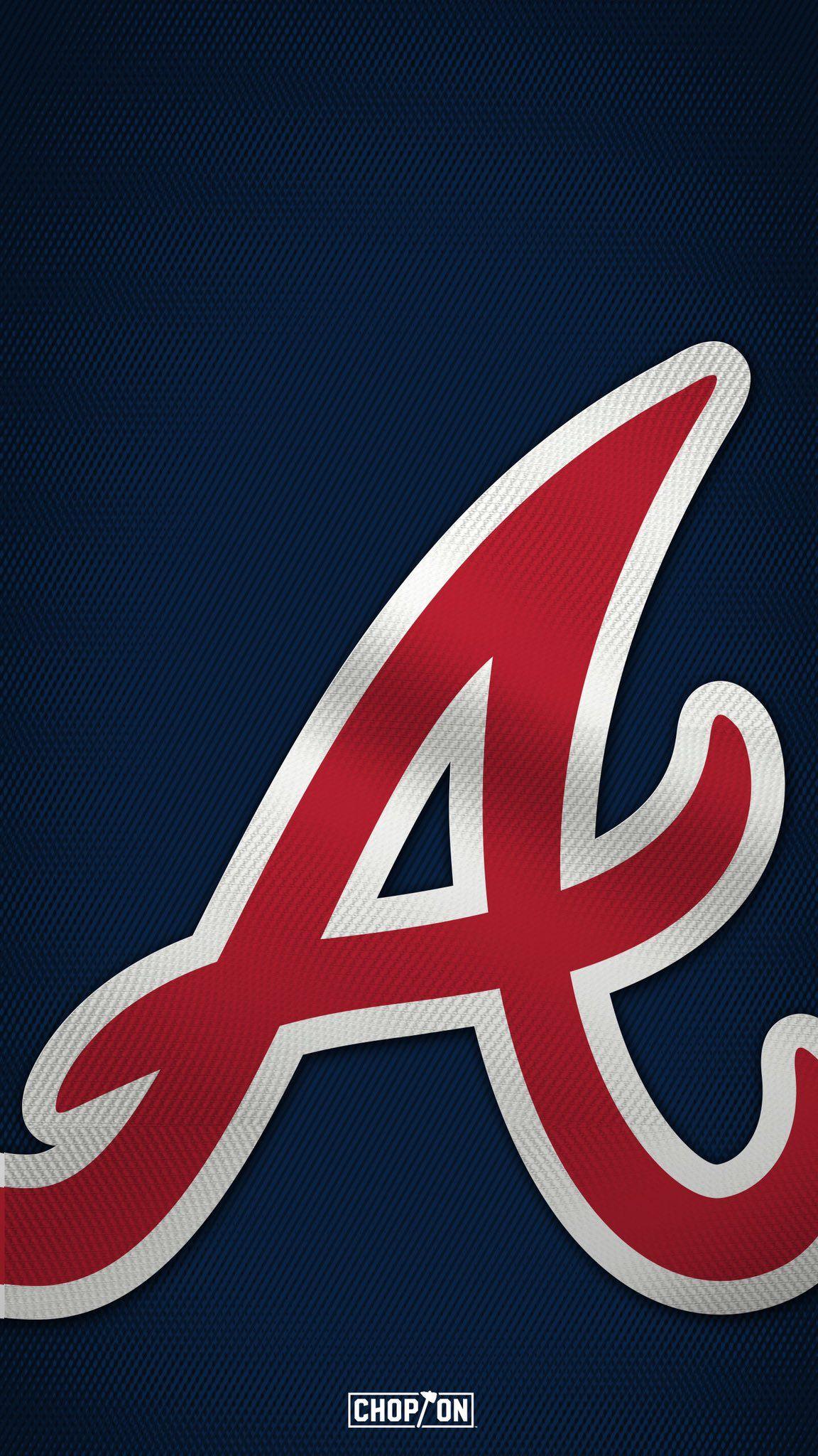Pin By Nikki Denney On Baseball Atlanta Braves Wallpaper Atlanta Braves Brave Wallpaper