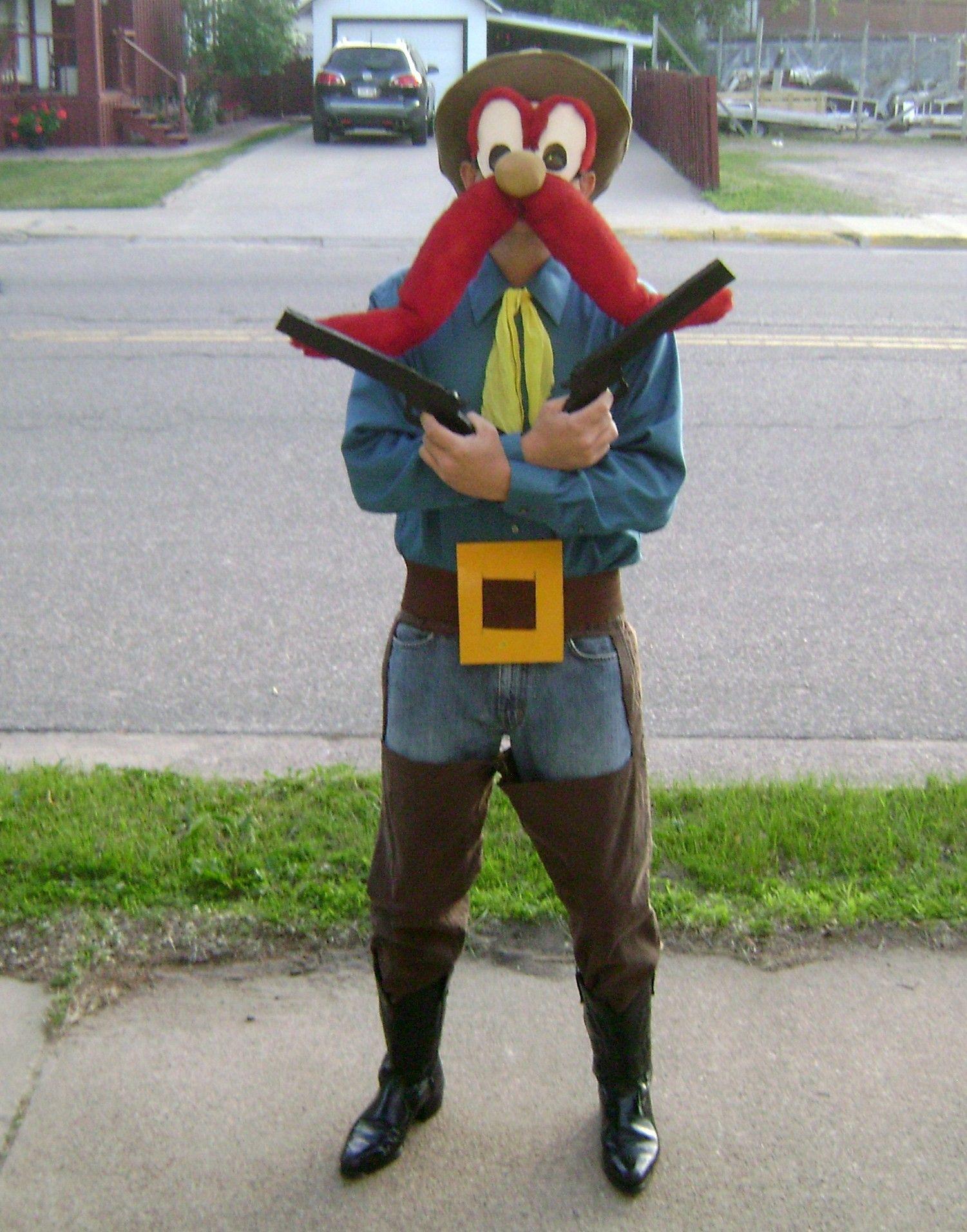 yosemite sam 2014 halloween costume contest via - Yosemite Sam Halloween Costume