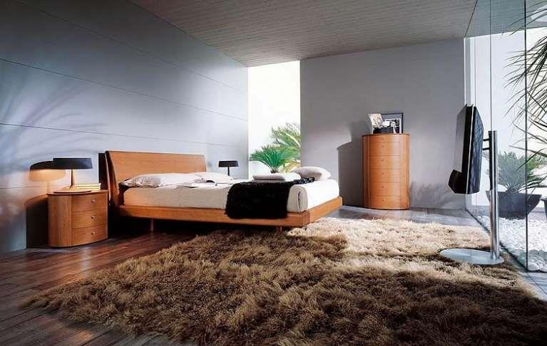 Come scegliere il colore delle pareti della camera da letto (Foto ...