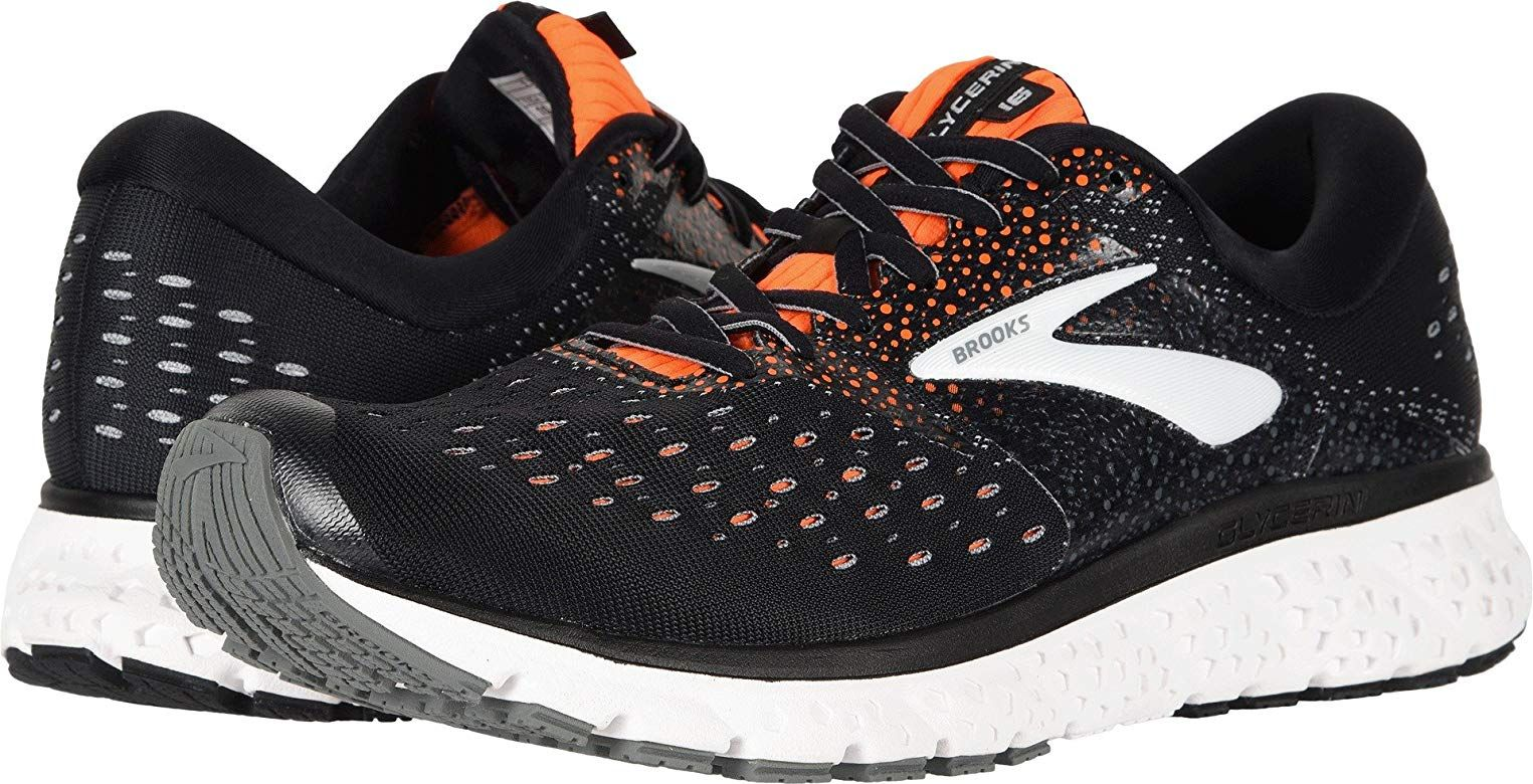 Road running shoes