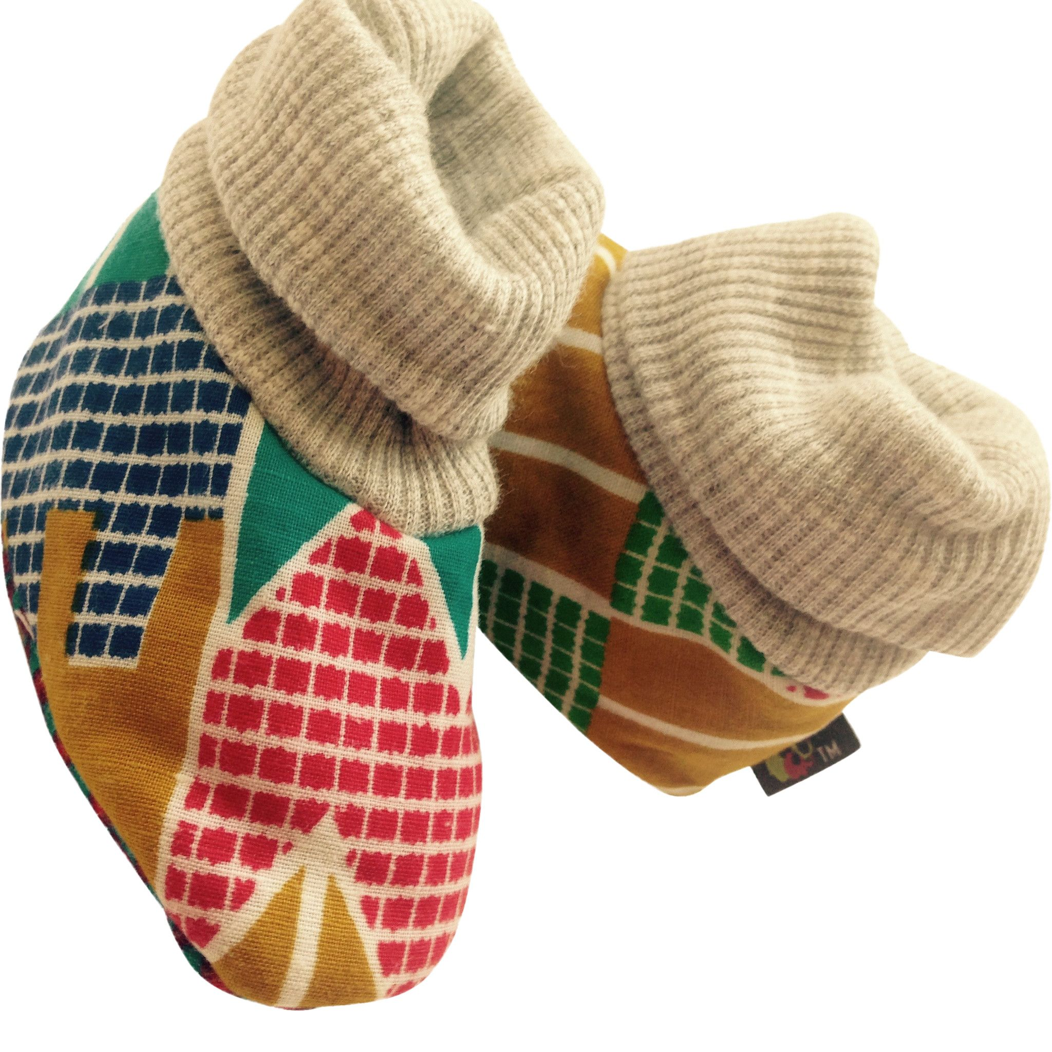 Nana Love Soft Soled Baby Shoes Hipster African Baby