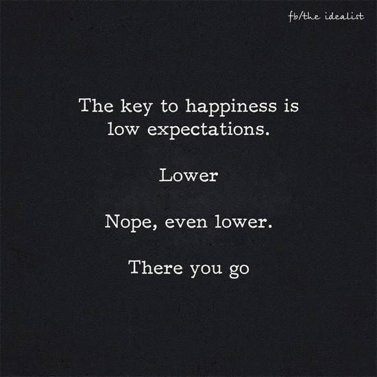 Pin By Fotini On Funny Expectation Quotes Cool Words Great Quotes