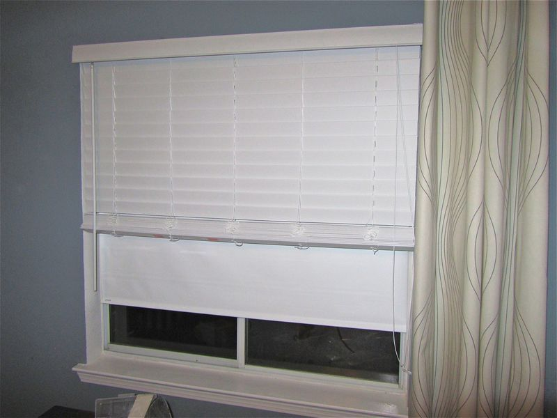 $50 DIY Black Out Window Treatment. Perfect For A Nursery Or Any Bedroom.