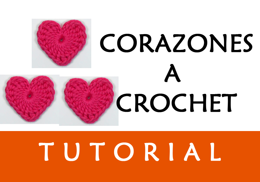 PATRONES VALHALLA // Patrones gratis de ganchillo: VIDEO: CORAZONES ...