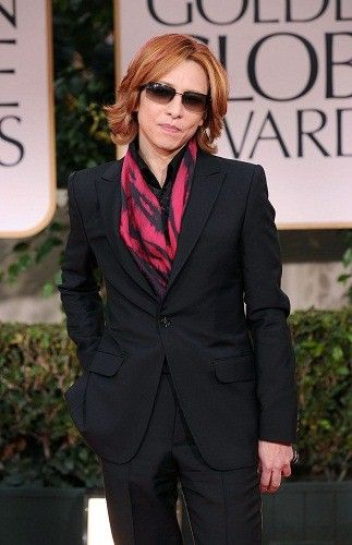 Yoshiki Golden Globe Awards theme to be released on iTunes for charity
