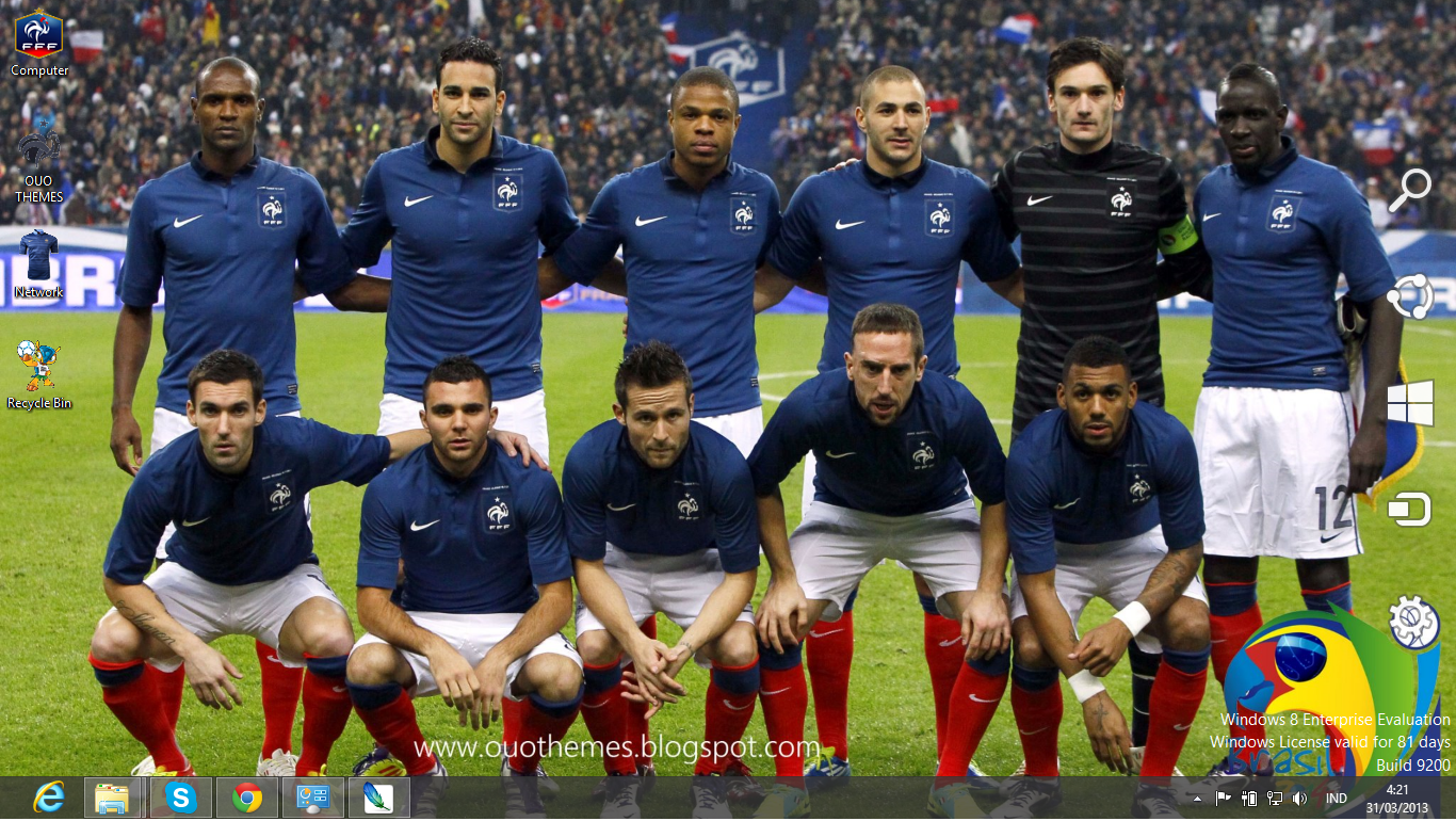 France soccer team roster 2014 World Cup   France National Football     France soccer team roster 2014 World Cup   France National Football Team  2014 Theme For Windows 7 And 8