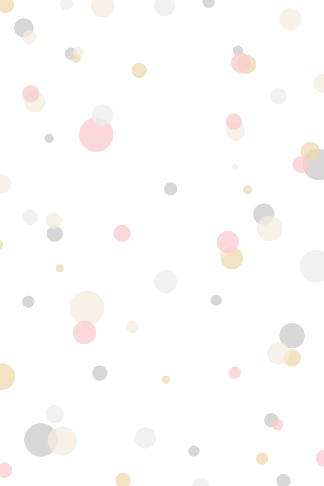 Pastel Dots Confetti Iphone Wallpaper Panpins Iphone