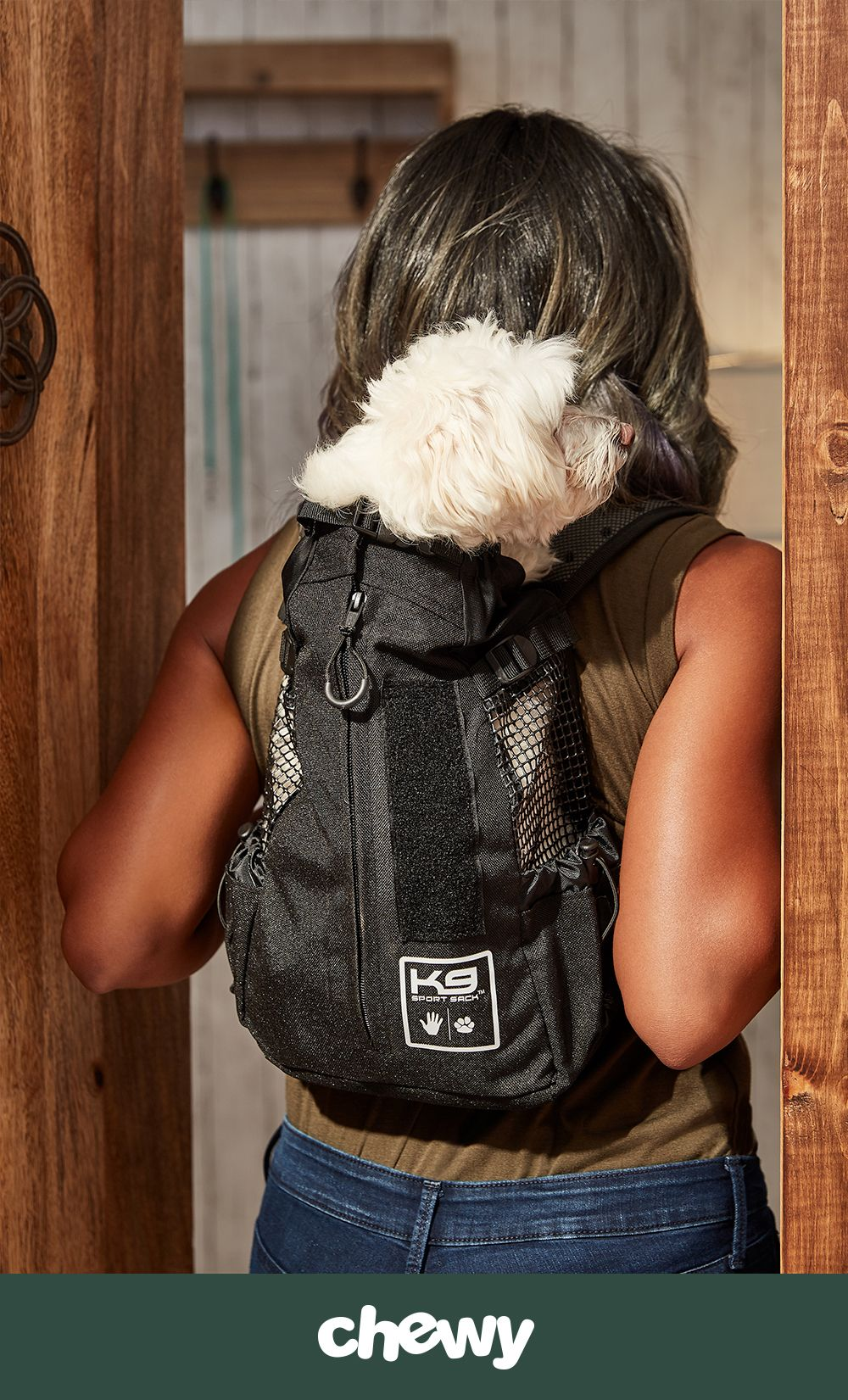 Take your dog on every adventure with the K9 Sport Sack