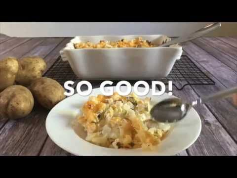 Easy Loaded Baked Potato Casserole   eBay