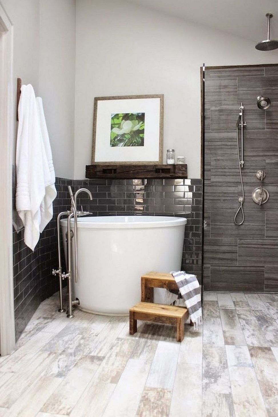 Tiny Bathroom Tub Shower Combo Remodeling Ideas 29 in 2018 ...