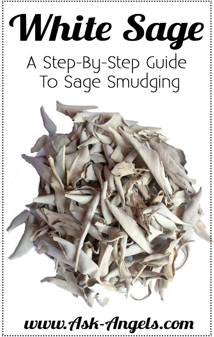 White Sage Smudging Sage Smudging Smudging Smudging Prayer