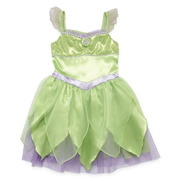 12216c4a63c5 Disney Tinker Bell Dress Up Costume-Big Kid Girls - JCPenney