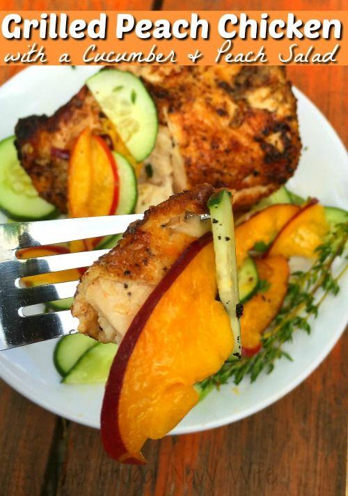 recipe: easy peach chicken recipe [11]