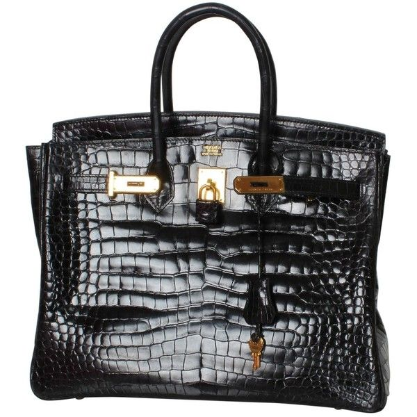 Pre-owned - CROCODILE HANDBAG Balenciaga