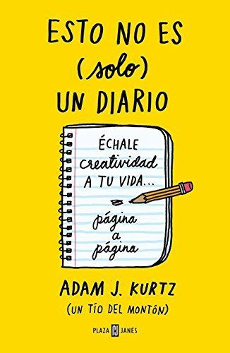 Esto no es (solo) un diario / This is not (just) a journal (Spanish Edition), http://www.amazon.com/dp/8401347351/ref=cm_sw_r_pi_awdm_x_i6KbybJFP8PJ2