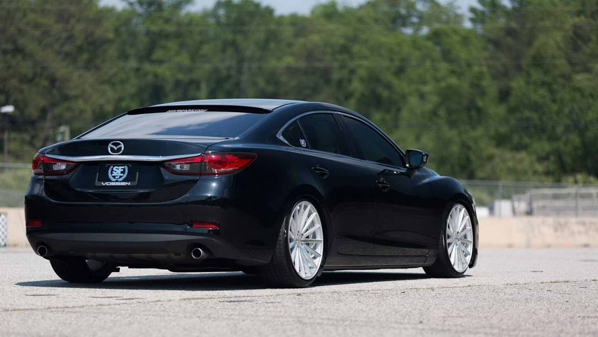 mazda 6 vossen google search mazda pinterest mazda. Black Bedroom Furniture Sets. Home Design Ideas