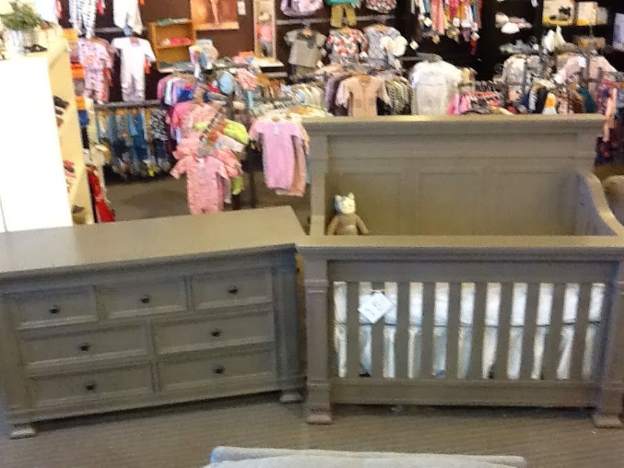 Million Dollar Baby Tillen Collection Shown In Weathered Grey